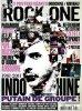 rock one indochine il y a à article sur the pretty reclees et un postére géant de Taylor Momsen