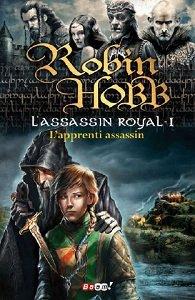 Présentation de livre n°1 L'Assassin Royal