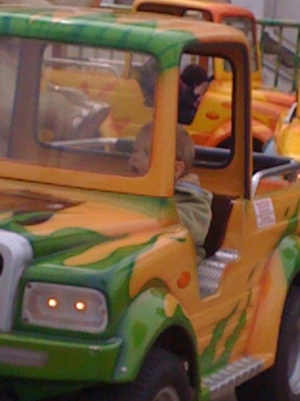 matheo au 4 jour de l'aigle 2012