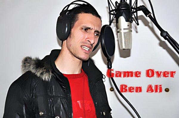 Mota7arir... Game Over Ben Ali