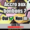 LES BONBONS !!