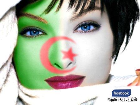 L'Algerie  mon pays