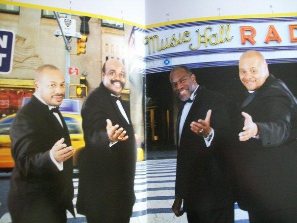 Le golden gate quartet