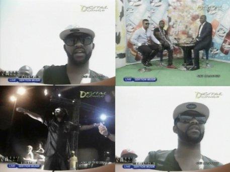 News avec Fally Ipupa