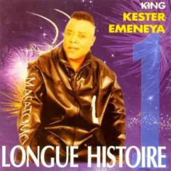 SOUVENIR King Kester - Longue histoire