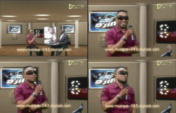 """Babia Ndonga Chokoro dans """"sektion musik"""""""
