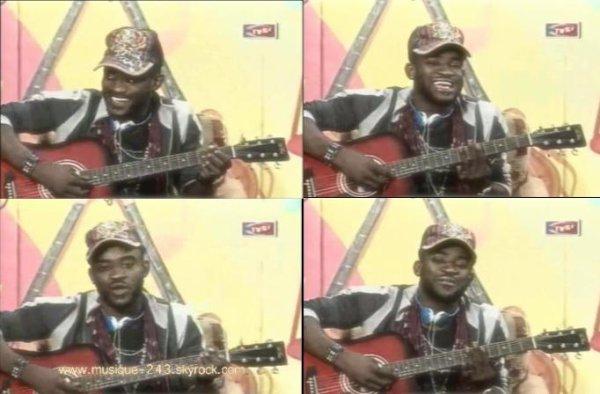 "Bercy Muana dans ""cri de leaders"""
