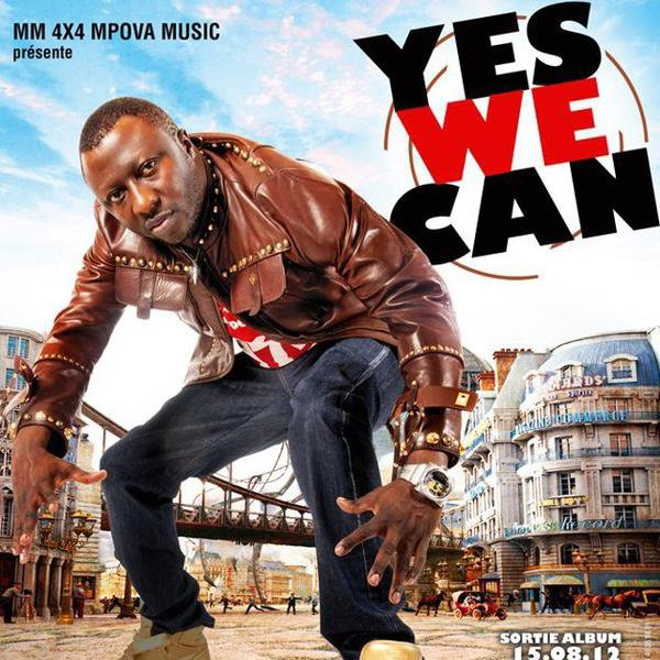 Celeo Scram  album YES WE CAN disponible