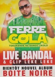 Ferre Gola concert a Bandal 2012 - test deux noueau chanteurs