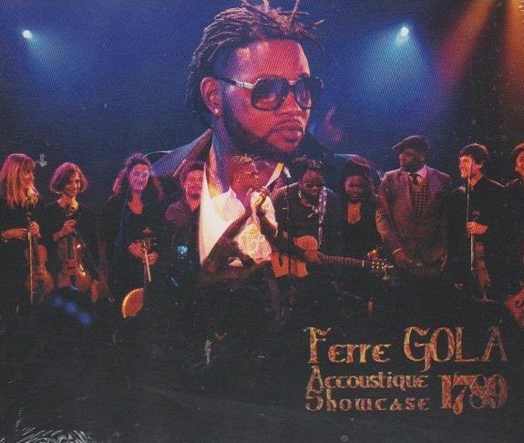 Ferre Gola Maboko pamba - SHOWCASE acoustique 1789 live a Paris