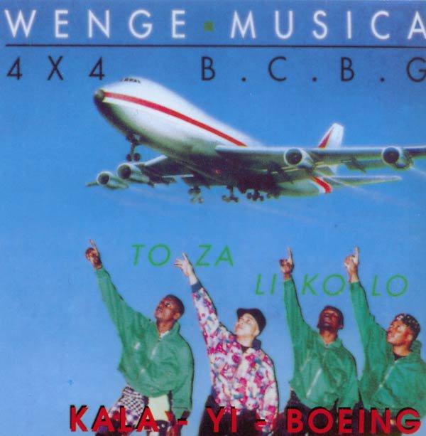 Kalayi boeing / Wenge BCBG 4*4  - Kalayi Boeing (seben)