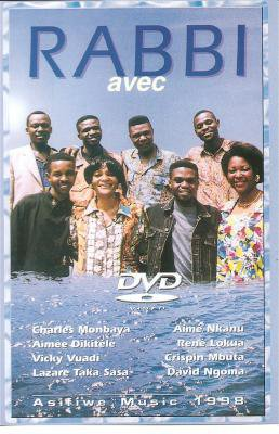 Papa Charles Mombaya et son groupe dans RABBI (VHS 1998)