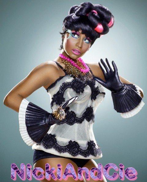 -- Vendredi 8 Octobre 2010 à 23h23 : Ouverture d'un nouveau blog source sur la belle et très prometteuse Nicki Minaj. J'éspère que vous me suivraient aussi sur ce blog ..  --
