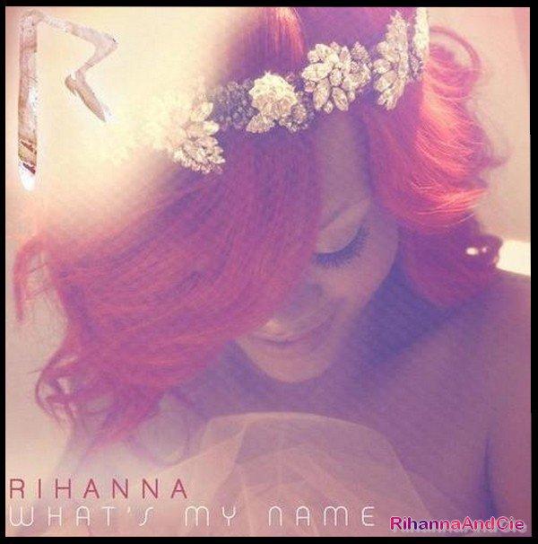 -- Mardi 19 Octobre 2010 : Voici en exclusivité la pochette du second single « What's My Name » extrait du cinquième album de la Barbadienne « Loud »qui sortira lui le 16 Novembre prochain. Nous venons aussi d'apprendre que le duo avec Drake était en faite un remix et que la version commercialiser sera celle avec juste Rihanna .. Vos avis sur cette pochette ?--