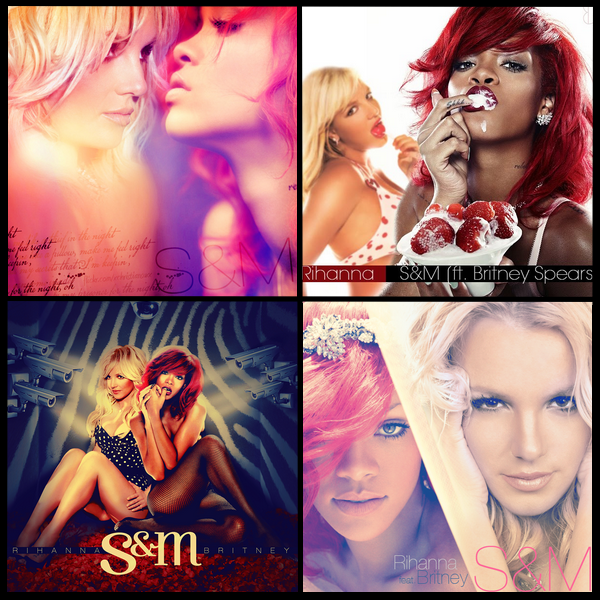 Cover de la Semaine #4 : S&M ft. Britney Spears