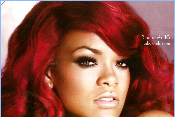 Rihanna dévoile son second parfum; Rebelle by Rihanna!