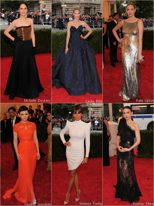 - - Costume Institute Gala 2012 : Red Carpet par RihannaAndCie  (Part. 3/3)  - -
