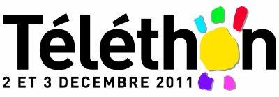 Téléthon 2011 !