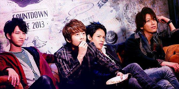 Drama / Movies Of Kat-Tun