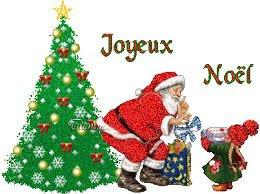 """Joeux Noël à tout mes amis""""es"""""""