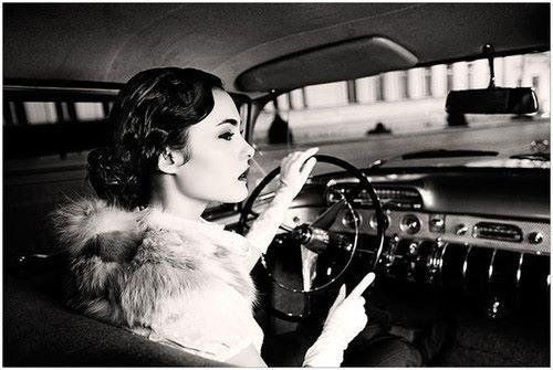 Pour rouler au hasard, il faut être seul. Dès qu'ont est deux, on va toujours quelque part.