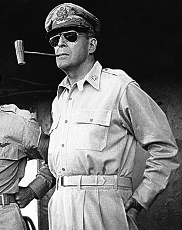 I  SHALL RETURN..General Douglas MacArthur