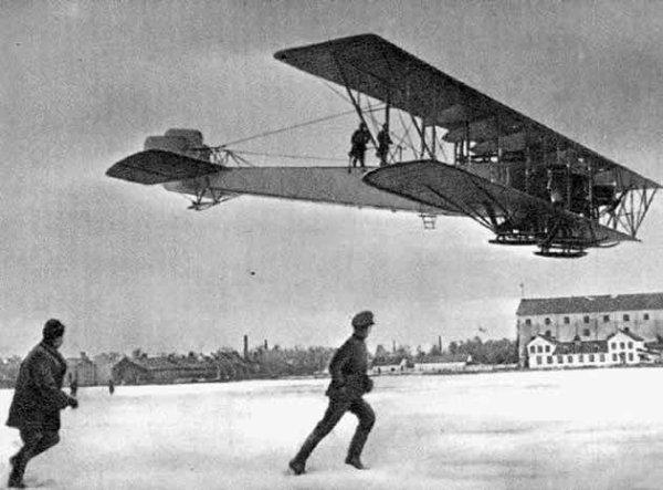 En l'espace de 24 heures, je décidai de changer le cours de ma vie. J'étudierais l'aviation. »