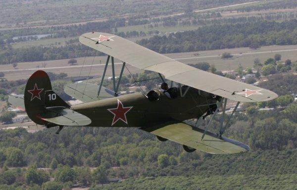 LE POLIKARPOV PO-2