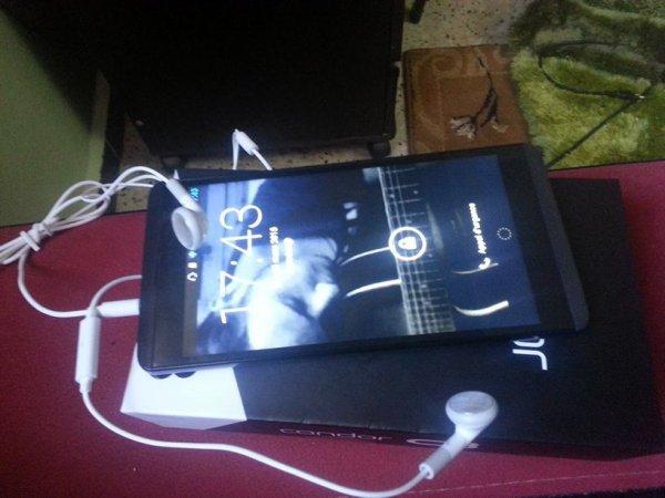 Mon new phone