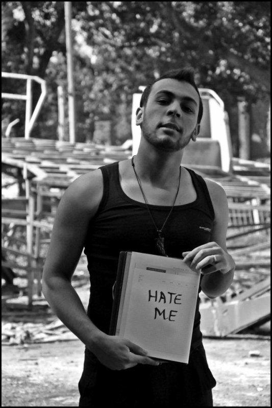 My From is moroco  love me or hate me