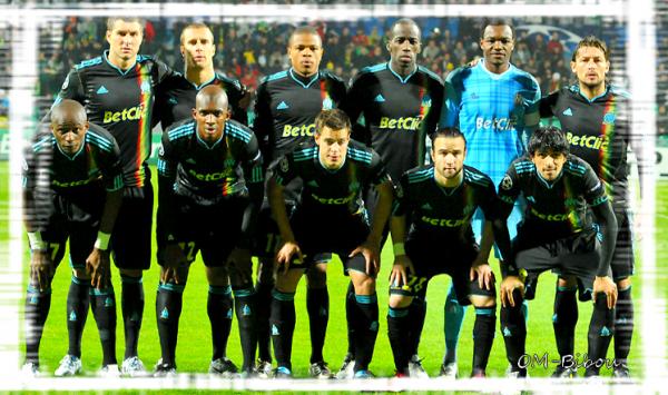 ~ Le Calendrier OM saison 2010/2011 ~
