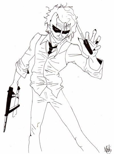 Joker powa.. a la poubelle batman xD   dingo : même, la poubelle c'est propre XP