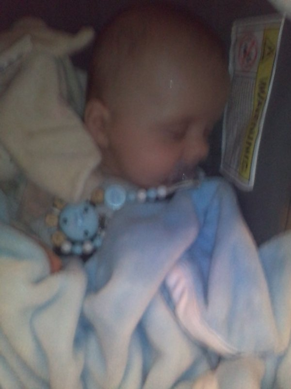 Mon fils mon bébé de ma vie