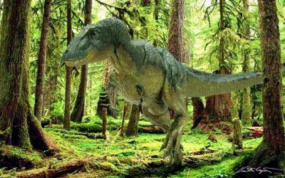 le tyrannosaurus