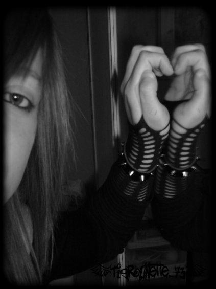 Un regard - Un coeur