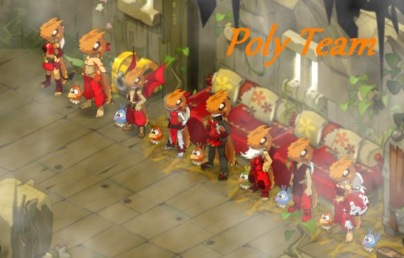 Blog de la team poly