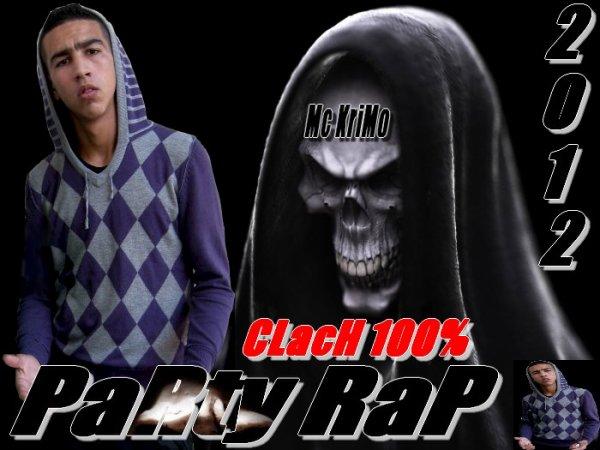 Mc KriMo New CLaCh 2012 ParTy RaP