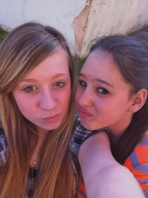 Moi et ma meilleur amie pour la vie ♥