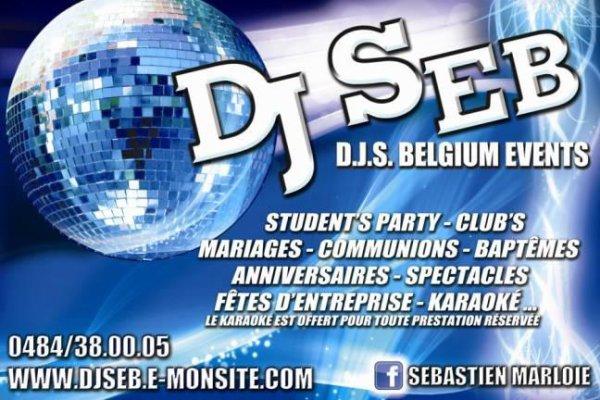 D.J.S. BELGIUM EVENTS (Dj Seb Sonorisation)