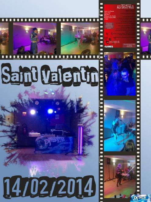 Les Soirées & événements de Janvier/Février/Mars 2014