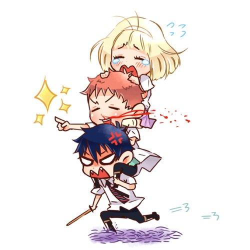Bienvenu sur BlueExorcist-Anime