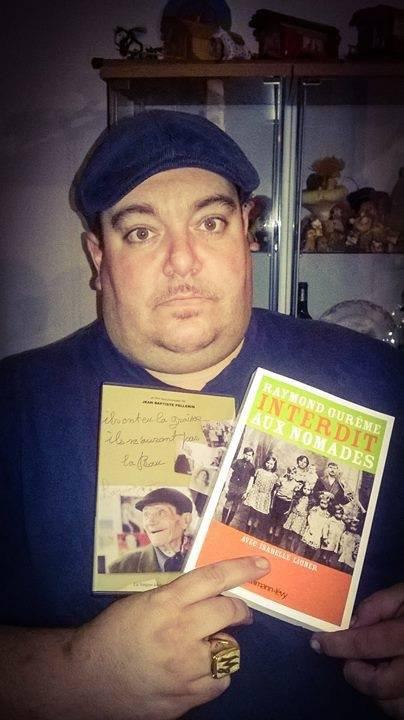 voici le livre et le dvd de raymond gureme