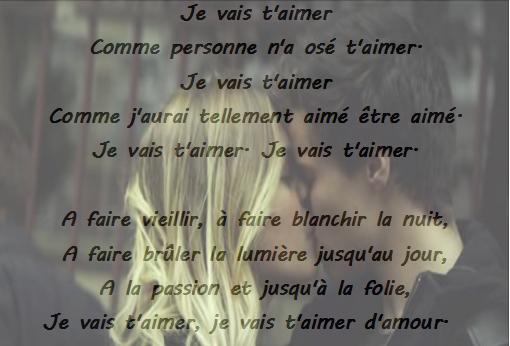 Louane, Je vais t'aimer