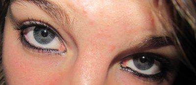 Parfois, je me demande si mes yeux voit comme ceux des autres