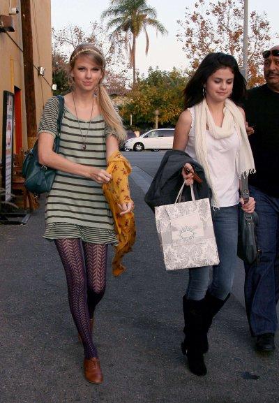 Selena et Taylor