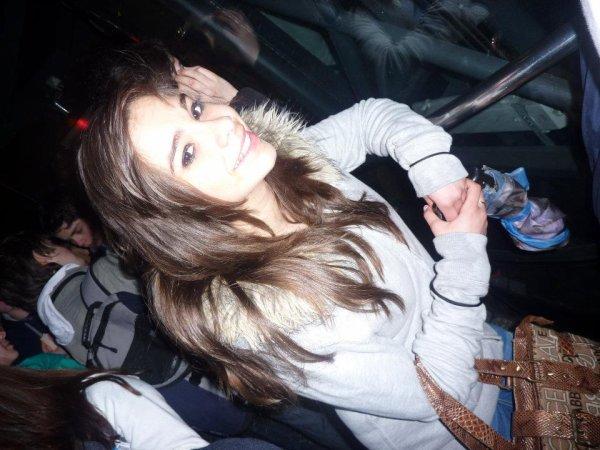 avec ma veste abercrombie elle est belle ahn ;)