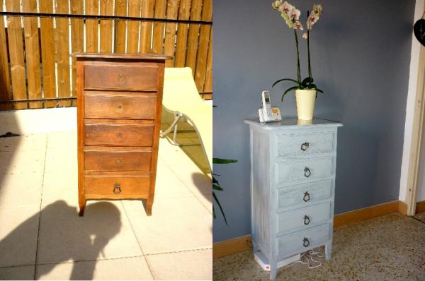 r novation meuble ancien selon mes go ts d coration r novation cr ation. Black Bedroom Furniture Sets. Home Design Ideas