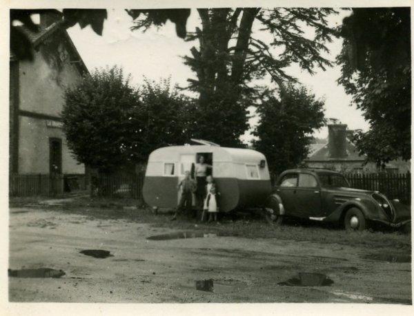 1950 prémière sortie pour les vacances