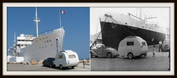montage 60 ans entre les deux photos