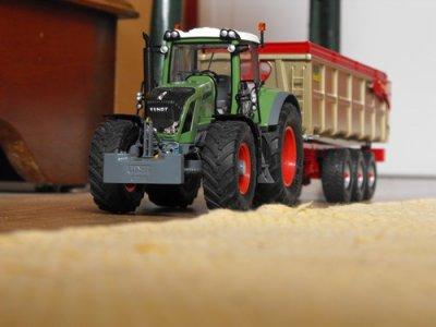 Les gros tracteurs arrive !!! Avec la nouvelle Leboulch